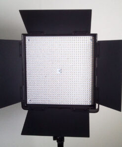 LED Studio Lamp V mount DMX