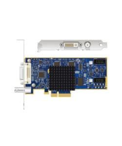 DVI2PCIe Duo PCIe x4 Video Capture Card