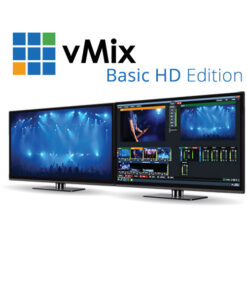 vMix Live Productie Software Basic HD Edition