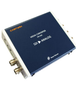 Castwin SDI to analog converter