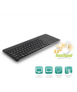 Smart TV Wireless Keyboard with Touchpad