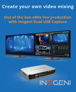 Inogeni Dual USB Capture Bundle
