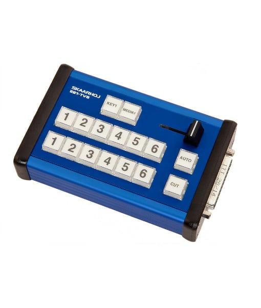 E21-TVS MII pocket controller