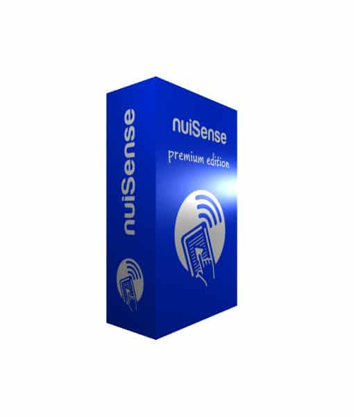 nuiSense Multi Touch Software