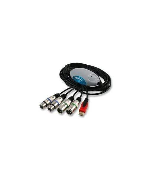 Stellar Labs USB AUDIO INTERFACE