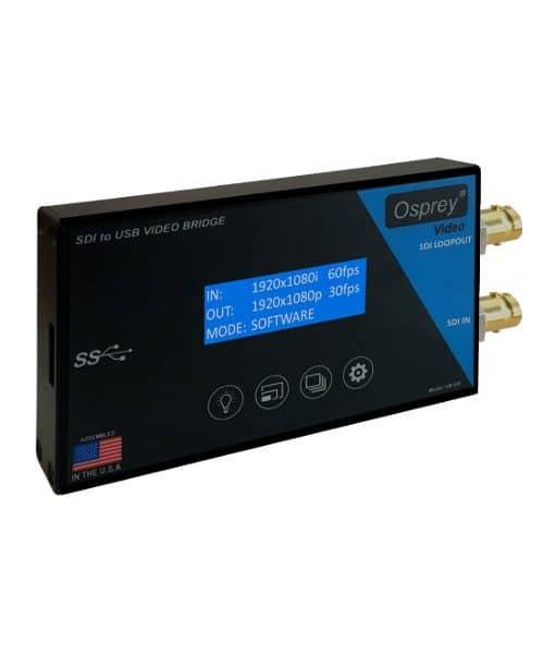 Osprey VB-USL SDI to USB Video Capture