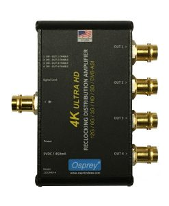 Osprey 12G-SDI Distribution Amplifier