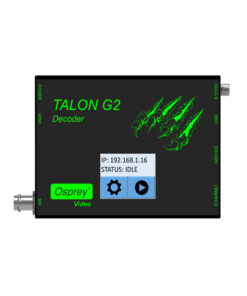 Osprey Talon G2 H.264 Decoder