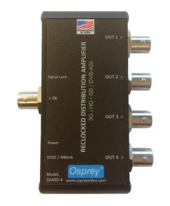 Osprey SDARD-4 3G-SDI Distribution Amplifier