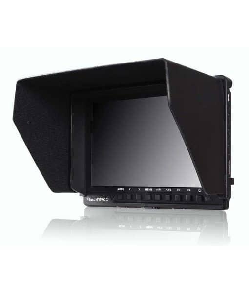 "FeelWorld FW760 7"" On-Camera Monitor"