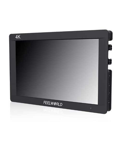 "FeelWorld F7S 7"" 4K On-Camera HDMI SDI Monitor"