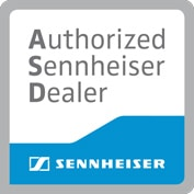 Authorized Sennheiser Dealer