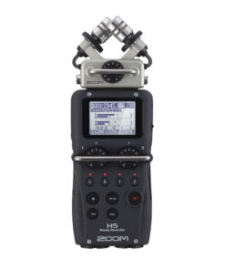 Zoom H5 Handy Audio Recorder