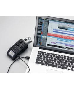 Zoom H6 Handy Audio Recorder