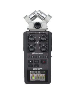 Zoom H6 Handy Audio Recorder