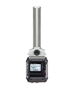 Zoom F1 Field Recorder + Shotgun Mic