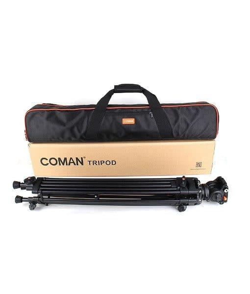 Coman DX16 Professional Video Tripod