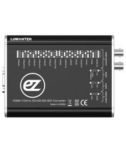 Lumantek HDMI/VGA to 3G/HD/SD-SDI converter with Scaler