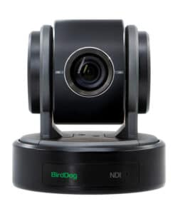 BirdDog Eyes P100B Full NDI PTZ Camera (black)