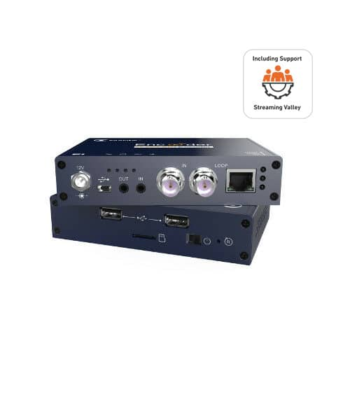 Kiloview E1 HD/3G-SDI H.264 SRT Video Encoder