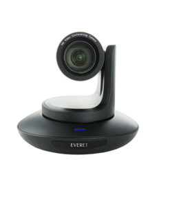 EVERET EVP412 4K UHD 12x Optical Zoom PTZ Camera