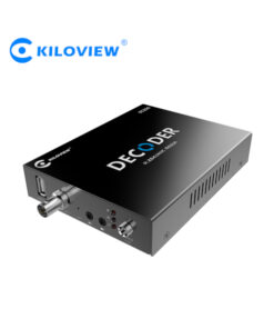 Kiloview DC230 IP to SDI/HDMI/DVI Video Decoder