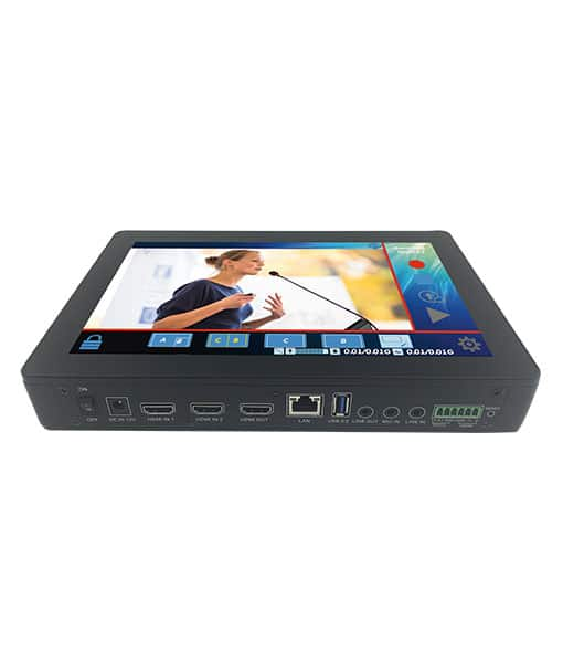 Reach Bee3 Plus - All-in-one live video production system
