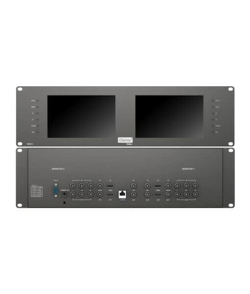 Osprey RM3G-2 Dual Rackmount Monitor