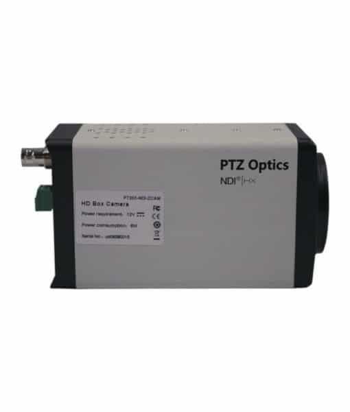 PTZOptics 20X NDI|HX ZCAM