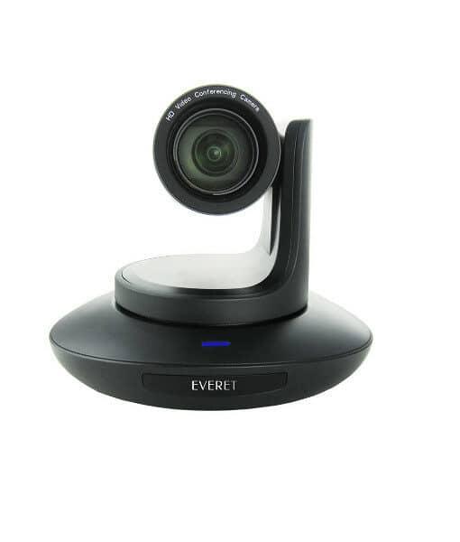 EVERET EVP212 Full HD 12x Optical Zoom PTZ Camera