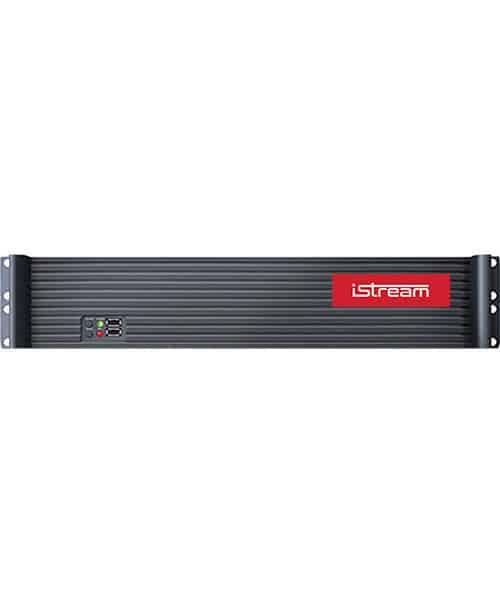 iStream Rack HD2R-S