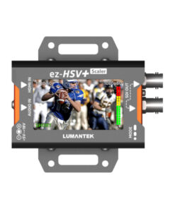 Lumantek ez-HSV+ HDMI to 3G-SDI converter with display