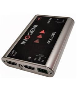 Inogeni 4KXUSB3 – 4K Ultra HD to USB 3.0 with HDMI loop and VISCA port