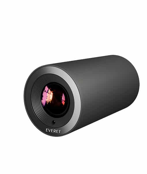 EVZ405N 4K POV NDI|HX Camera with PoE and Audio Line-in
