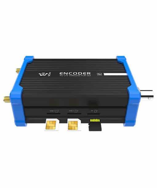 Kiloview P1 4g sdi bonding encoder with battery