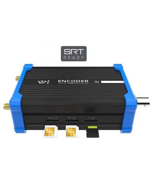 kiloview p1 srt bonding encoder with battery