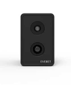EVERET EVT308 – Fever Screening Thermographic Thermal & Optical Camera with AI