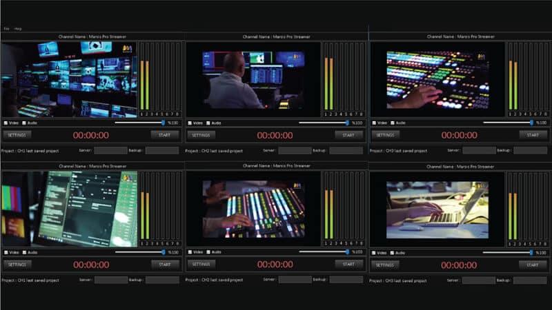 Marsis Streaming Encoder Solution