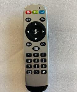 EVZ405N 4K NDI POV Camera Remote Control