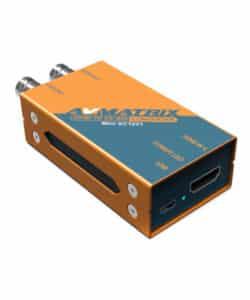 AVMATRIX Mini HDMI to Dual 3G-SDI Video Converter