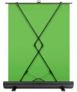Elgato Green Screen - Collapsible Chroma Key Panel