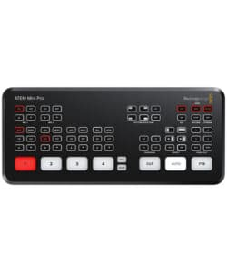 atem mini pro live stream switcher