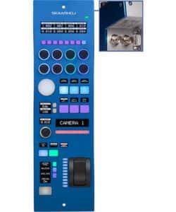 SKAARHOJ Rcpv2 with Roller + SDI
