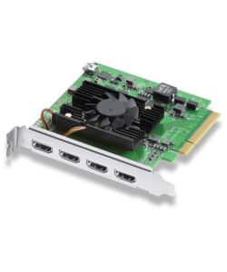 Blackmagic Design DeckLink Quad HDMI Recorder Capture Card