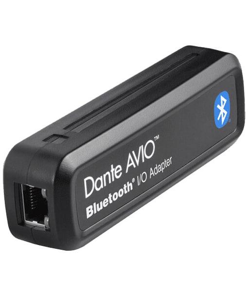 Audinate Dante AVIO 2x1 Bluetooth I/O Adapter for Dante Audio Network