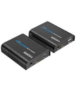 Lenkeng LKV373KVM HDMI KVM Extender over Network Cable