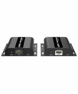Lenkeng LKV383-4.0 HDMI over IP CAT5/5e/6 Extender with IR